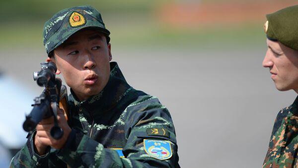Ciao NATO! Esercitazioni militari congiunte tra Russia e Cina - Sputnik Italia