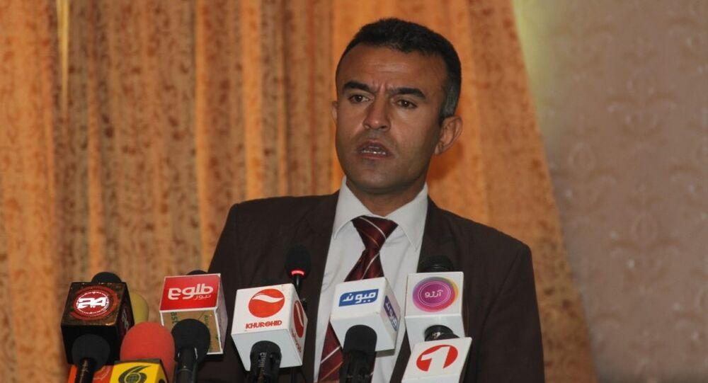 Idris Omrzad, capo del Centro per le pari opportunità per la pace e la democrazia