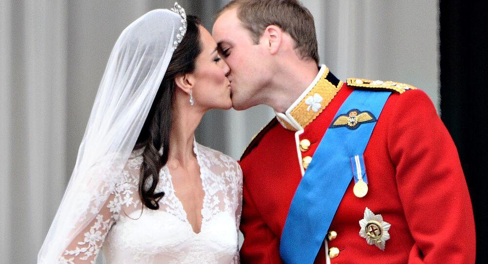 29 aprile 2011: il giorno del matrimonio del principe William e Kate Middleton