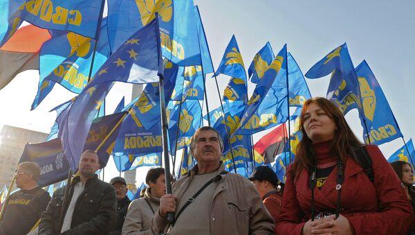 Ukrainian Insurgent Army anniversary - Sputnik Italia
