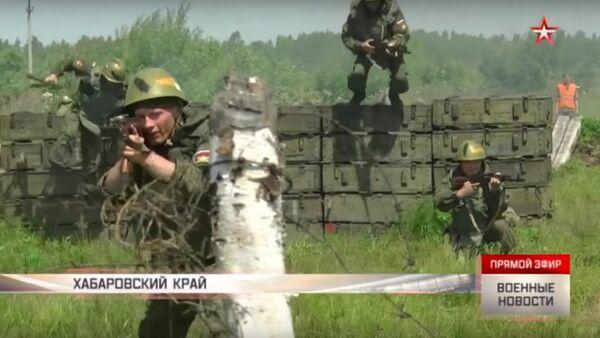 Esami dei militari a contratto russi - Sputnik Italia