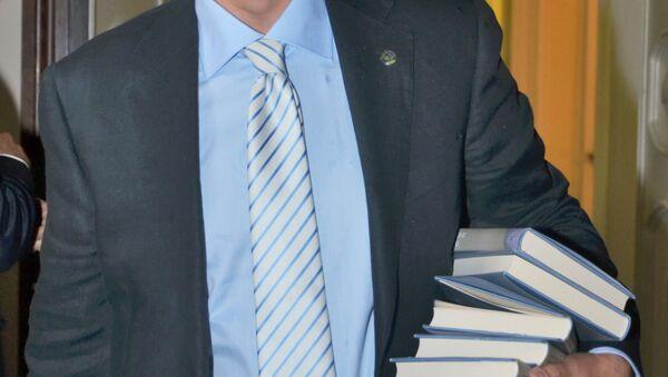 Manuel Vescovi, presidente della Lega Nord nel consiglio regionale della Toscana - Sputnik Italia