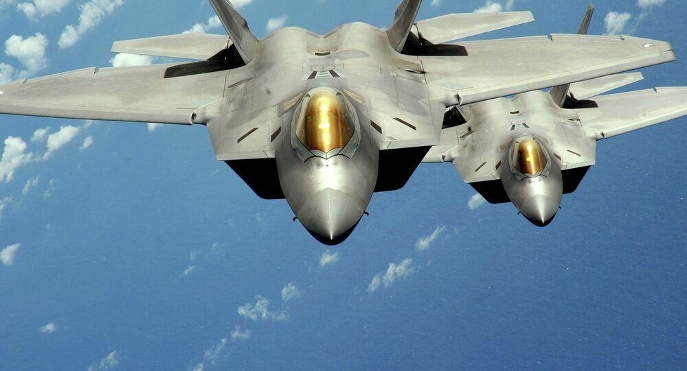 F-35 della US Air Force