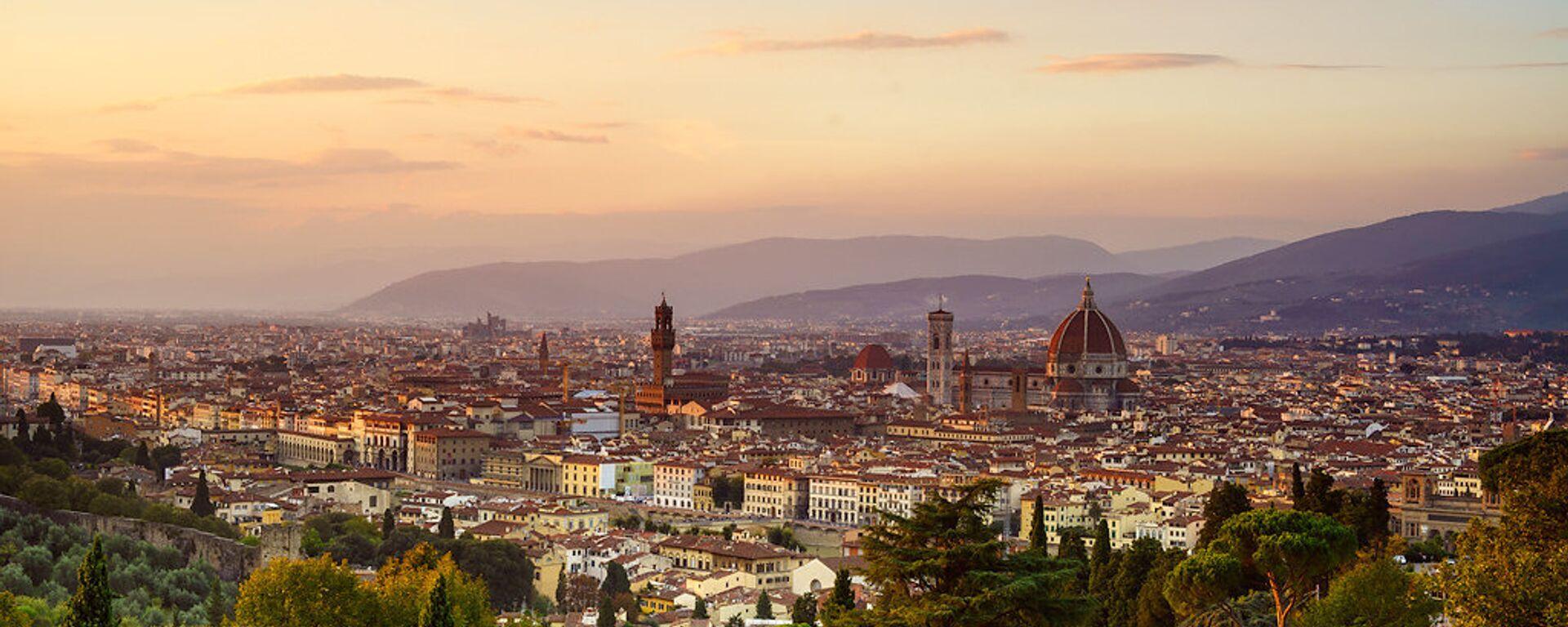 Firenze, Toscana - Sputnik Italia, 1920, 14.01.2021