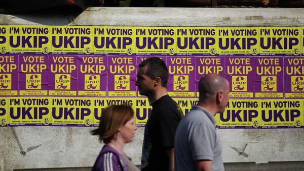 UKIP - Sputnik Italia