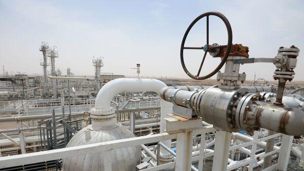 Centrale di lavorazione del gas in Siria - Sputnik Italia