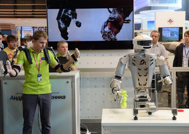 INNOPROM è la più importante fiera russa dedicata all'innovazione