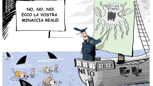 Ecco la minaccia reale - Sputnik Italia