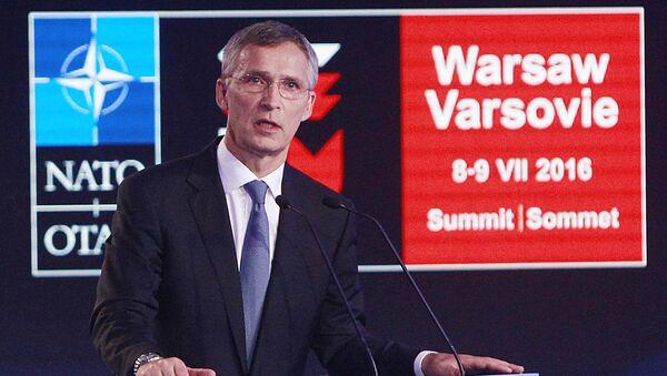 Segretario generale NATO Jens Stoltenberg - Sputnik Italia