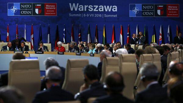 Саммит НАТО в Варшаве - Sputnik Italia
