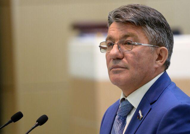 Il capo del Comitato di Difesa del Consiglio della Federazione Russa, Viktor Ozerov