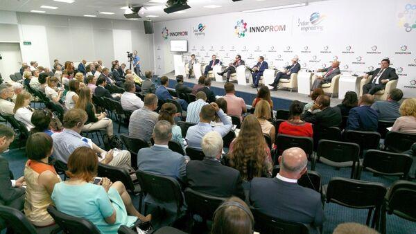 Innoprom, il business forum Russia-Italia - Sputnik Italia