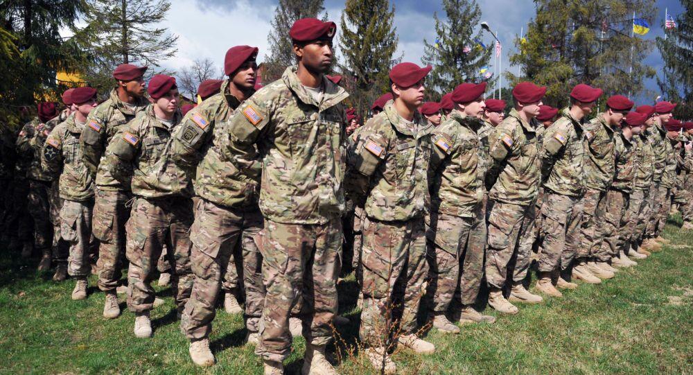 Le esercitazioni  Fearless Guardian 2015  dell`173. armata USA in Ucraina