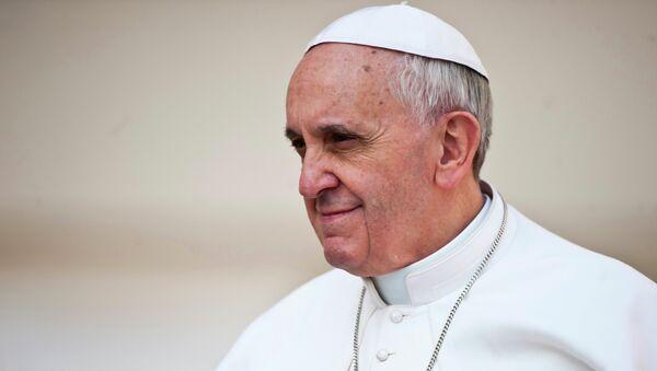 """Papa Francesco invita è a """"non essere timidi"""" contro la corruzione. - Sputnik Italia"""
