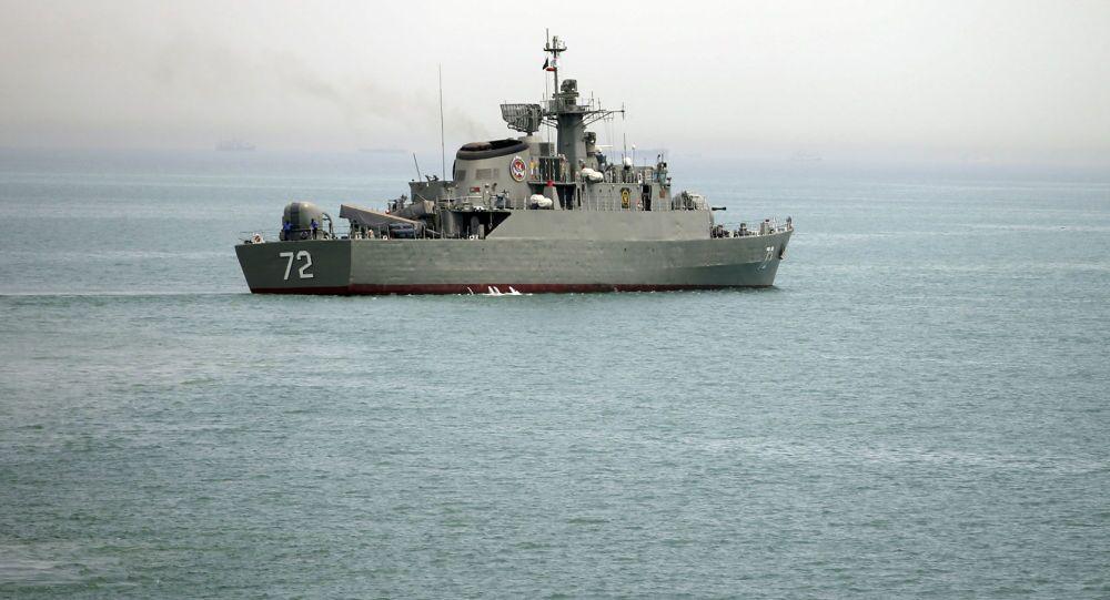 Navi iraniane (foto d'archivio)