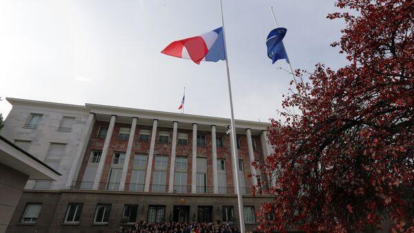 French embassy. Ankara (File) - Sputnik Italia