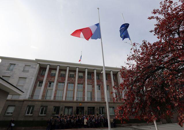 French embassy. Ankara (File)