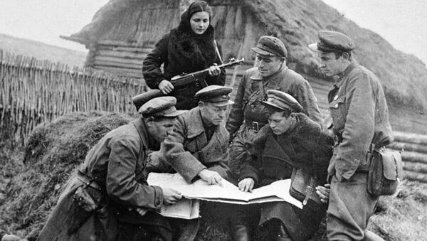 Partigiani sovietici nella Seconda Guerra Mondiale - Sputnik Italia