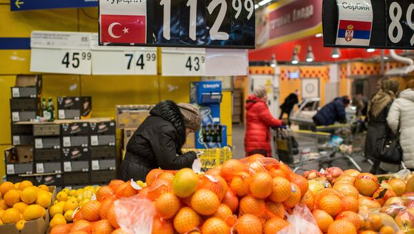 Frutta turca - Sputnik Italia