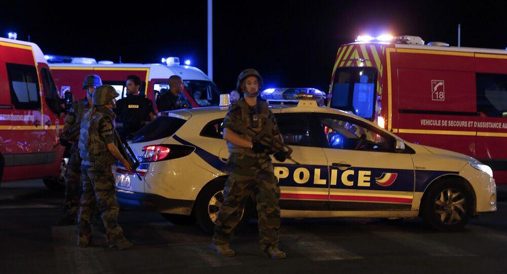 Strage Nizza, soldati francesi