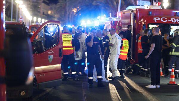Massacro a Nizza. - Sputnik Italia