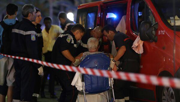 Dopo l'attentato a Nizza - Sputnik Italia