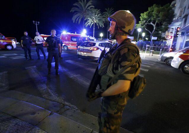 Dopo l'attentato a Nizza