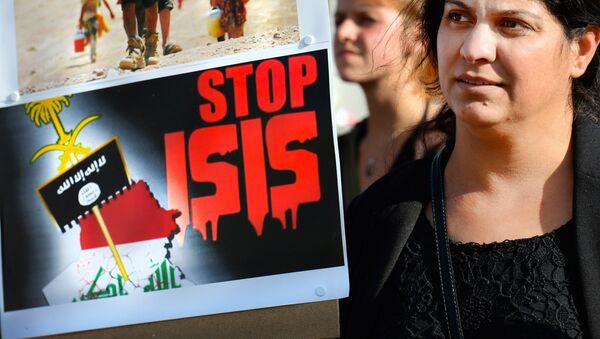 Stop ISIS - Sputnik Italia