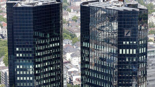 Sede della Deutsche Bank - Sputnik Italia