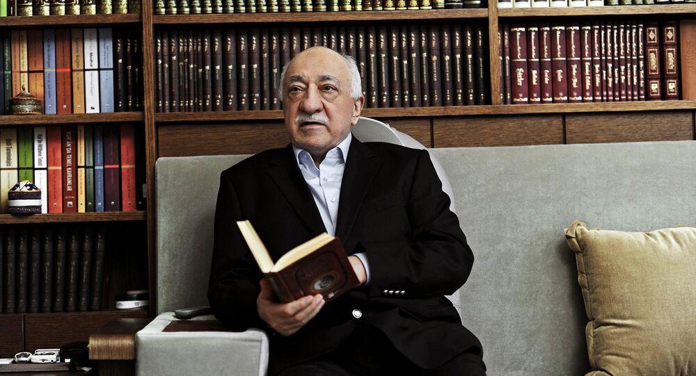 Predicatore musulmano Fethullah Gulen
