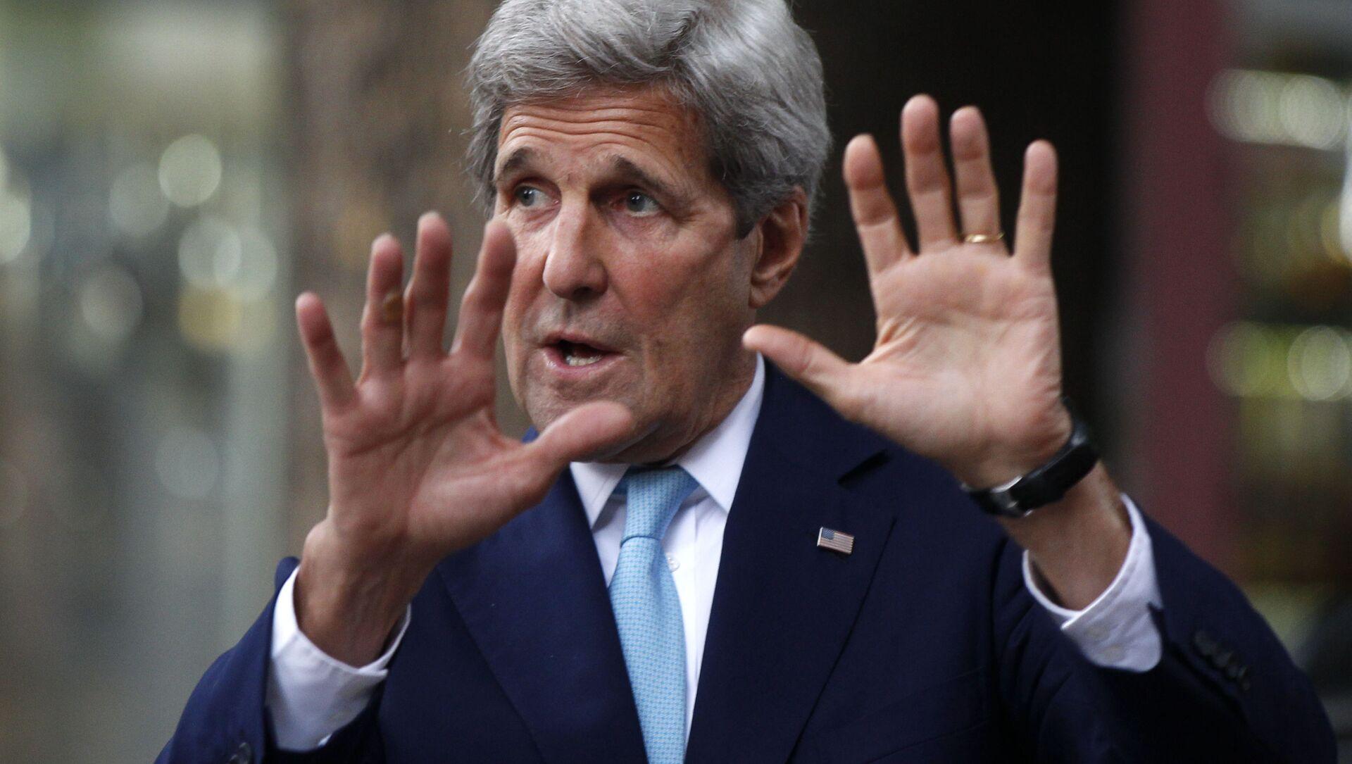 John Kerry - Sputnik Italia, 1920, 15.05.2021