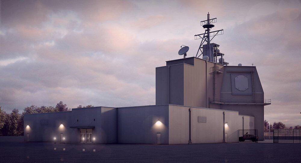 Stazione anti-missile USA Aegis Ashore