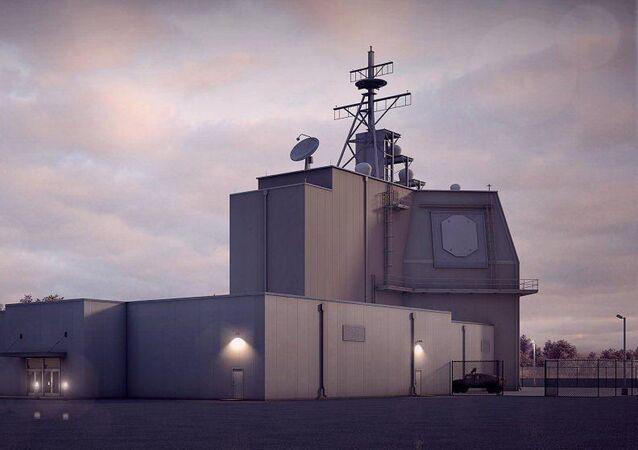 Stazione americana dello scudo antimissile