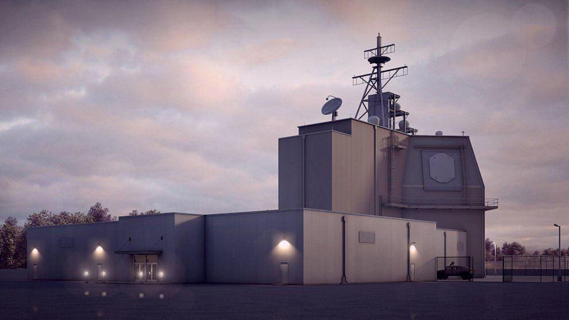 Stazione americana dello scudo antimissile - Sputnik Italia, 1920, 30.05.2021