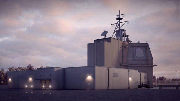 Stazione americana dello scudo antimissile - Sputnik Italia