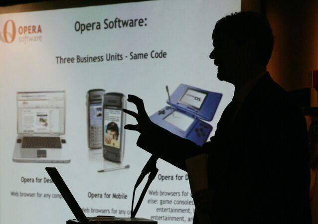 Opera Software ASA
