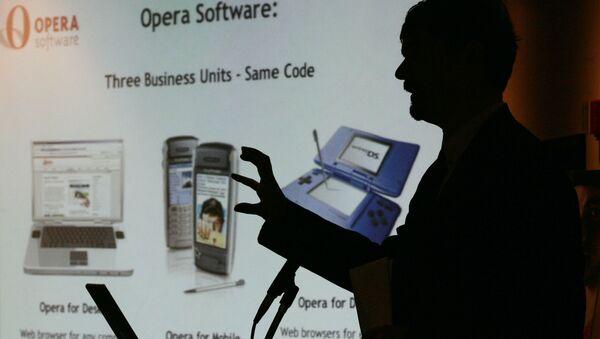 Opera Software ASA - Sputnik Italia