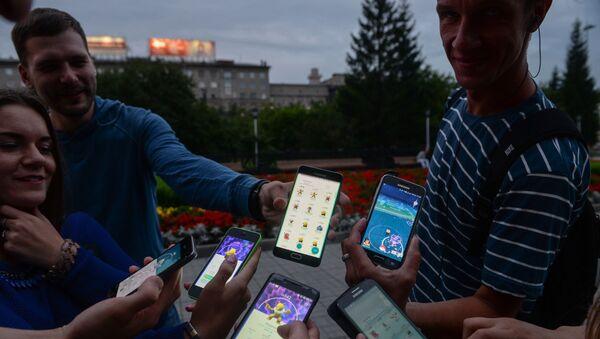 Giocatori di Pokemon Go - Sputnik Italia