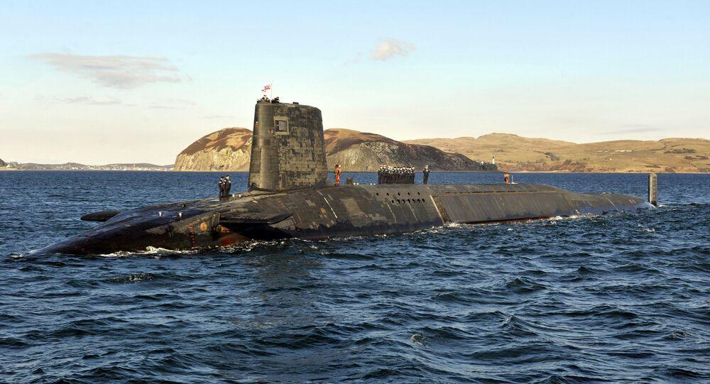 Sottomarino nucleare britannico