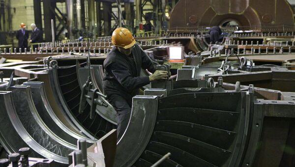Nuovo reattore in costruzione - Sputnik Italia