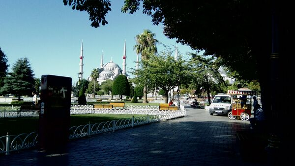 La situazione ad Istanbul - Sputnik Italia