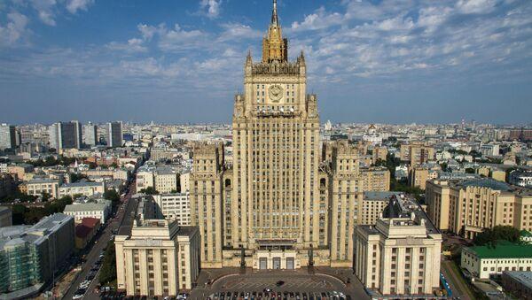 La sede del ministero degli Esteri russo a Mosca. - Sputnik Italia
