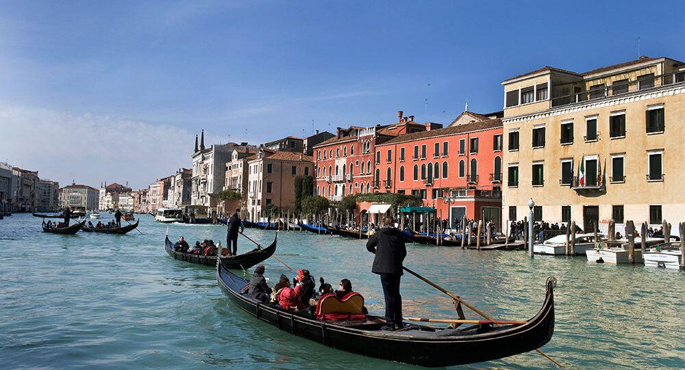 Venezia (foto d'archivio)