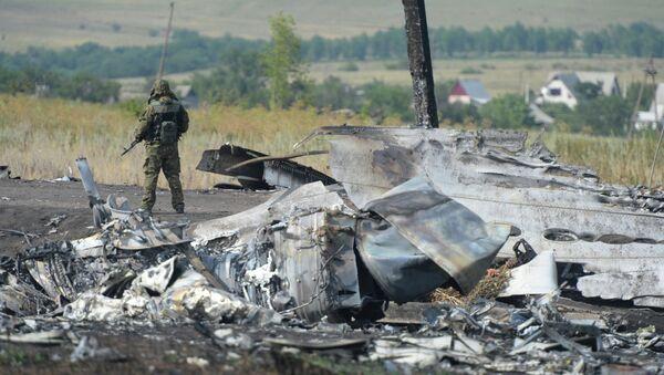 Donbass, rottami Boeing della Malaysia Airlines - Sputnik Italia