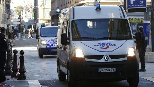Автомобили французской полиции - Sputnik Italia