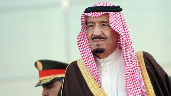 Седьмой король Саудовской Аравии Салман ибн Абдул-Азиз Аль Сауд - Sputnik Italia