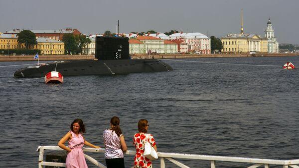 Sottomarino Krasnodar - Sputnik Italia
