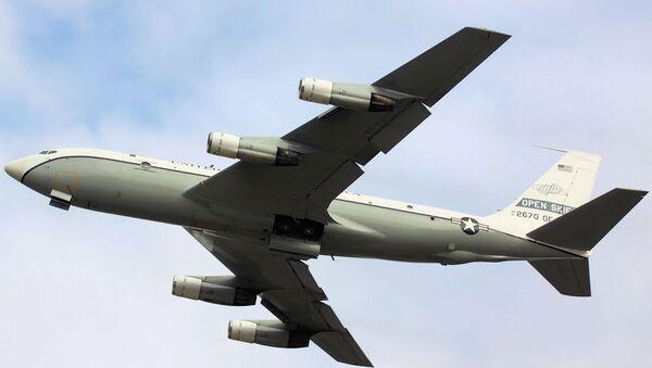 OC-135B Open Skies - Sputnik Italia