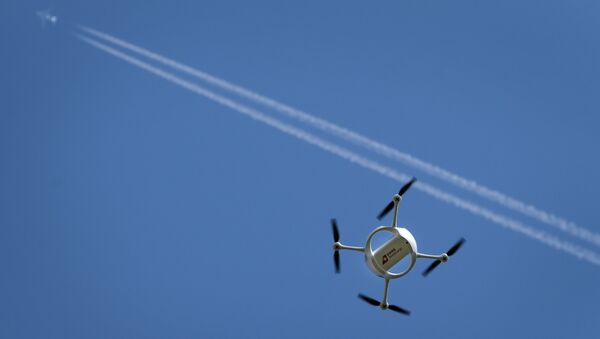Drone commerciale - Sputnik Italia
