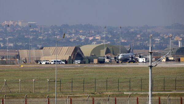 Base aerea di Incirlik, Turchia - Sputnik Italia